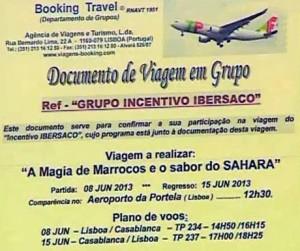Ibersaco Viagem Grupo