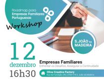 Workshop em S. J. da Madeira: Enfrentar os Desafios, Assegurar a Continuidade