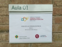 Curso Consultores Empresa Familiar Barcelona 2018