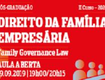 Direito da Família Empresária – Aula Aberta
