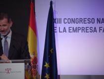 XXIII Congresso Empresa Familiar – Conclusões e intervenção de Filipe VI