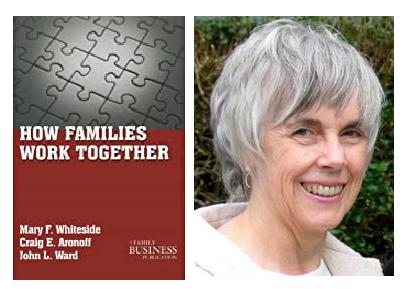 Como as Famílias trabalham em Conjunto. Mary Whiteside