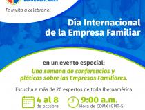 Dia Internacional da Empresa Familiar – 5 de outubro